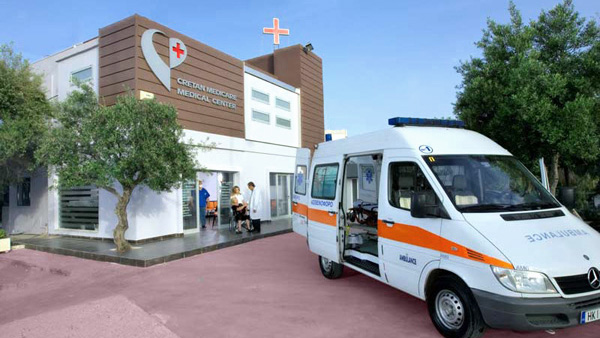 Medical Centers and Hospitals in Greece